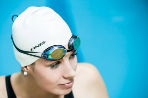 Merle is the FINIS swimming ambassador in Estonia