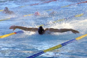 Swimming: weight loss activity?