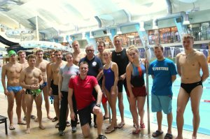 Swimspire International Clinic in Tallinn, Estonia
