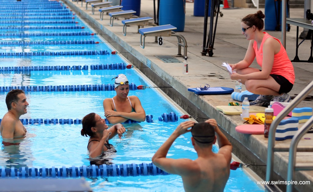 Swimspire October Clinic in Coral Springs