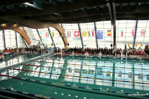 The EU Swim will celebrate its 10th year in September