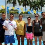 Swimspire October Freestyle Stroke Clinic:  Coral Springs, Florida