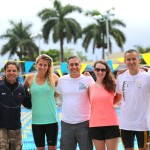 Swimspire February Freestyle Stroke Clinic: Coral Springs, Florida