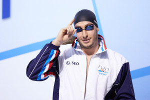Luxembourg's Raphael Stacchiotti (Photo courtesy FLNS)