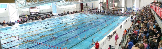 Along the English Riviera:  The 2016 Plymouth Leander National Qualifier