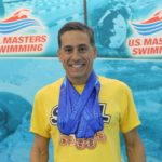 Swimspire Stories: Eddie Ames, Competitive Swimmer for Life
