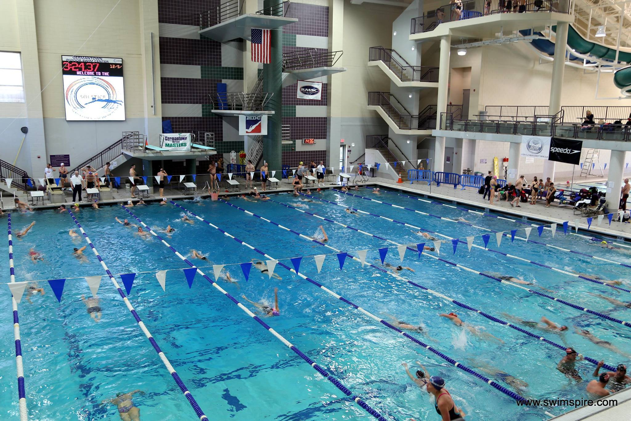 A Tradition Continues 4th Annual Germantown Masters Solstice Meet Swimspire