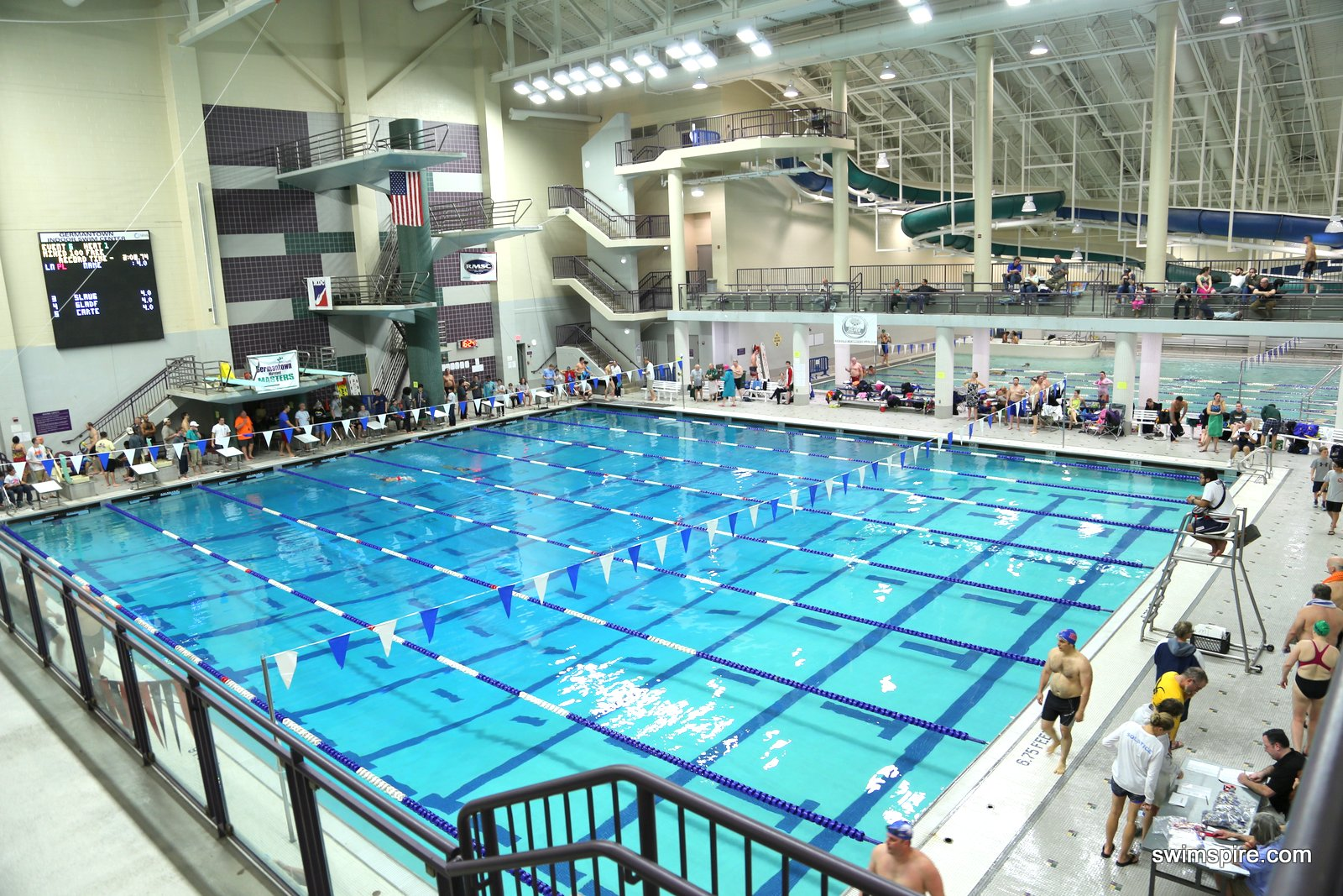 Winter inspiration the 4th annual germantown masters - Swimming pool swimming pool swimming pool ...