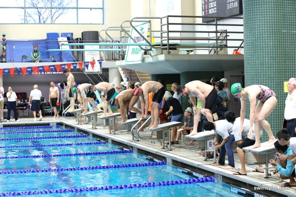 The Germantown Solstice Meet saw the participation of over 170 swimmers