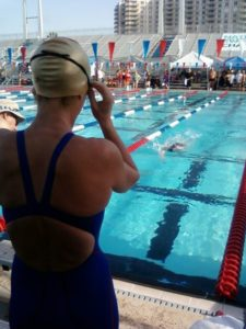 Kelly at YMCA Nationals