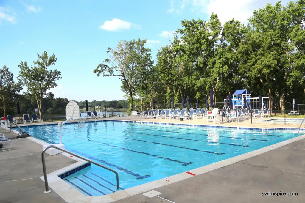 The Talbot Country Club Pool