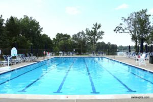 The TCC Pool is one of the many facilities offered