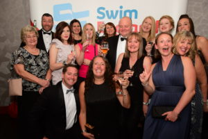 The Swim England staff