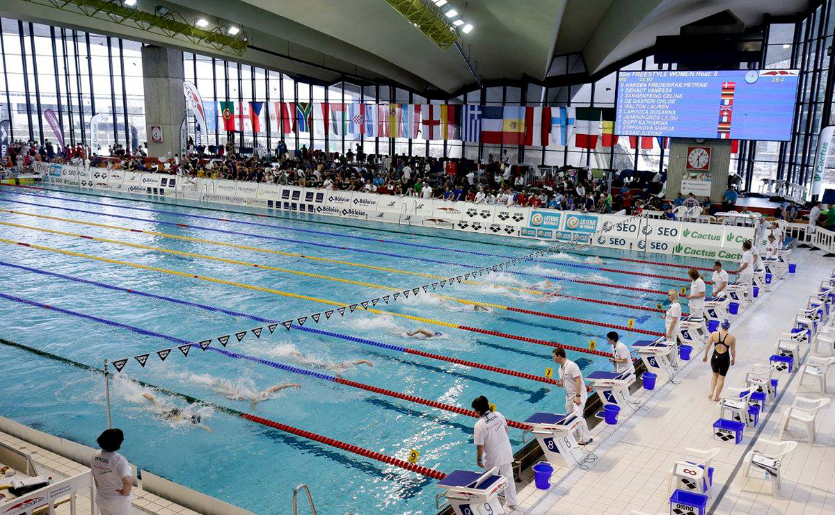 Luxembourg 39 s euro meet 2018 a 20th anniversary edition extraordinaire swimspire for Swimming pool luxembourg kirchberg
